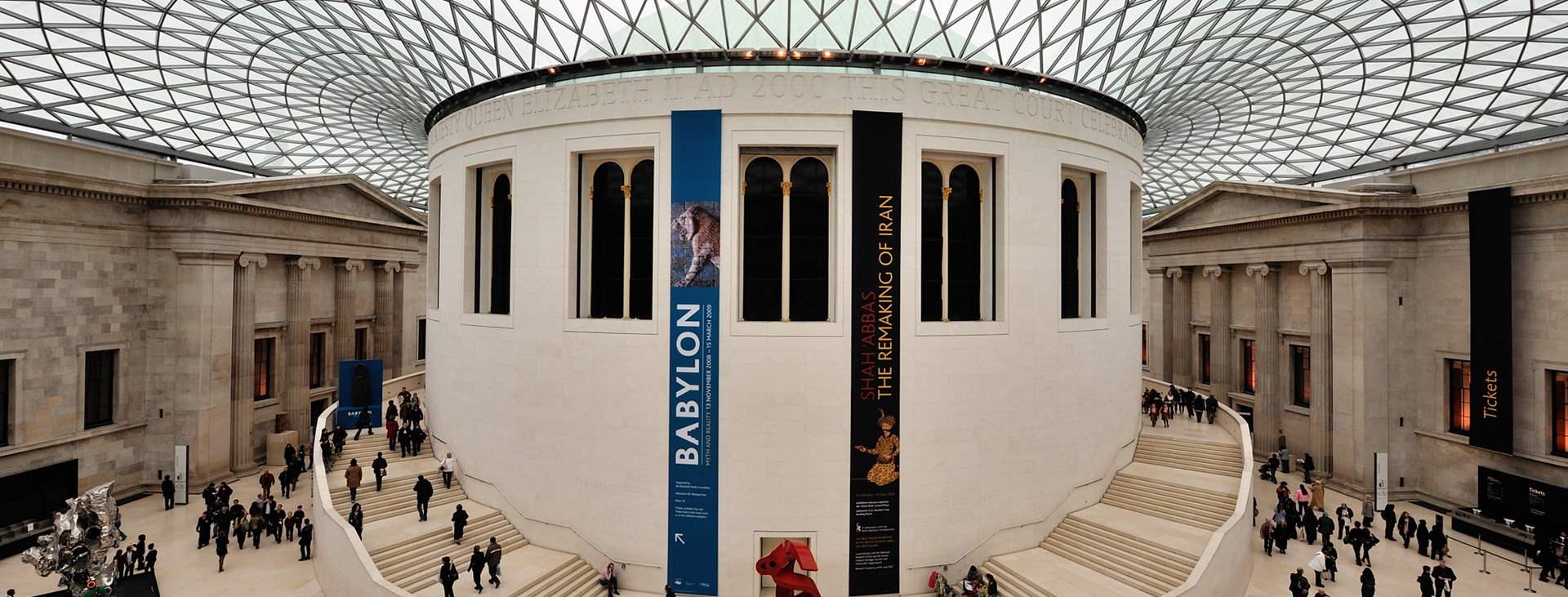British Museum –  En opplevelse i London