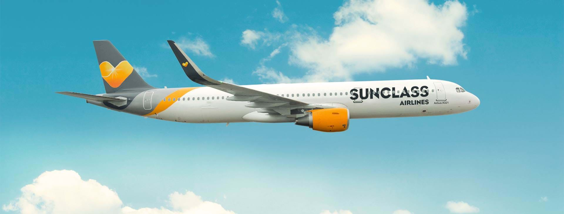 Fly med Sunclass Airlines | Ving