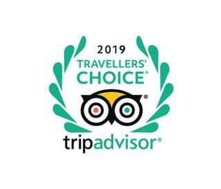 Travellers' Choice 2019