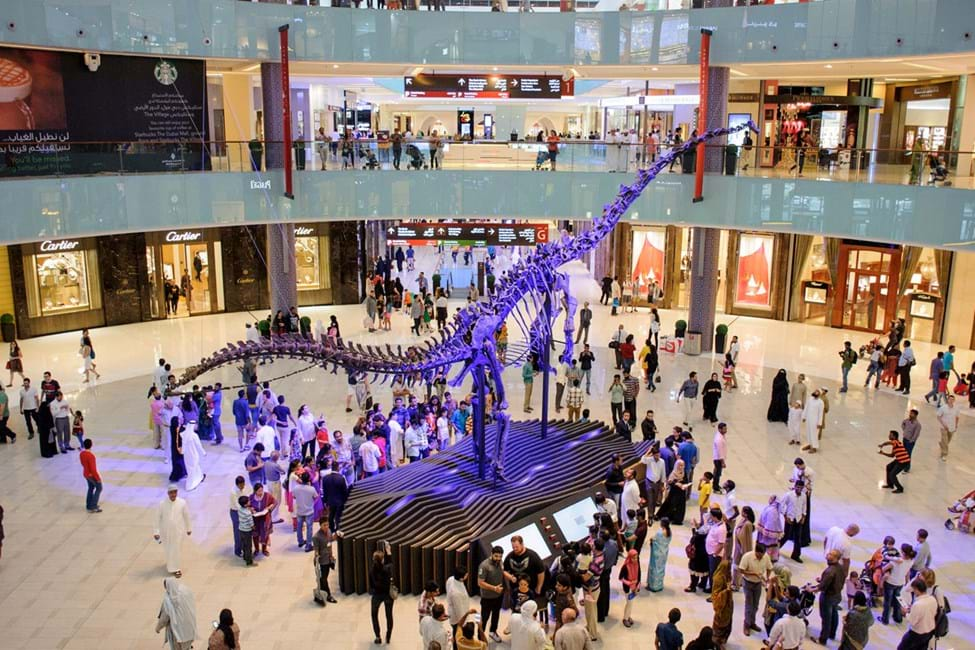 The Dubai Mall, Downtown Dubai